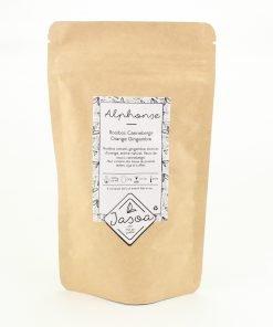 alphonse rooibos canneberge orange gingembre biologique 90 grammes doypack
