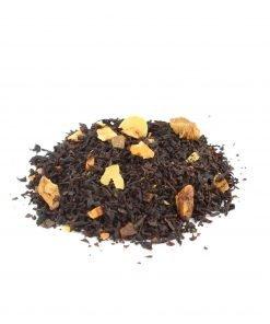 basile thé noir pomme amande cannelle vrac