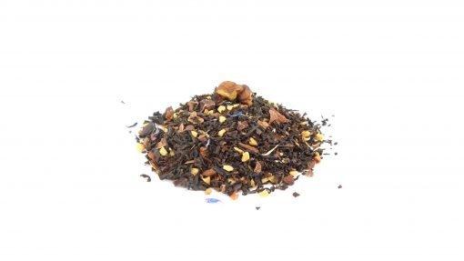 gaston thé noir noix chocolat biologique vrac