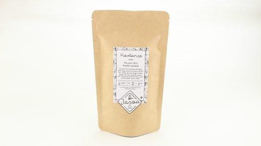 hortense thé vert litchi violette lavande 100 grammes doypack