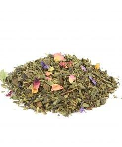 hortense thé vert litchi violette lavande vrac