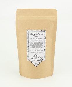 hypolite thé blanc litchi pêche 90 grammes doypack