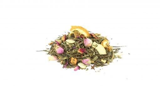solange thé vert orange cannelle vrac