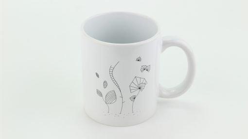 mug 30 centilitres porcelaine édition limitée
