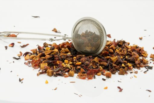 pince à thé acier inoxydable Ø 5 cm démo
