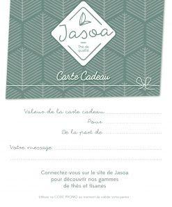 Carte Cadeau Jasoa Sauge
