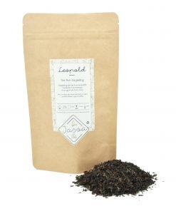 Léopold thé noir Darjeeling vrac et doypack
